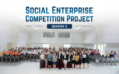 "โครงการ ""Social Enterprise Competition Project Season 2"""